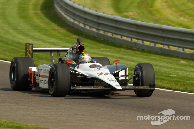SSM's Alex Tagliani Indy 500 Race Report