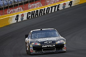 NASCAR Sprint Cup NASCAR Series Charlotte Race Report