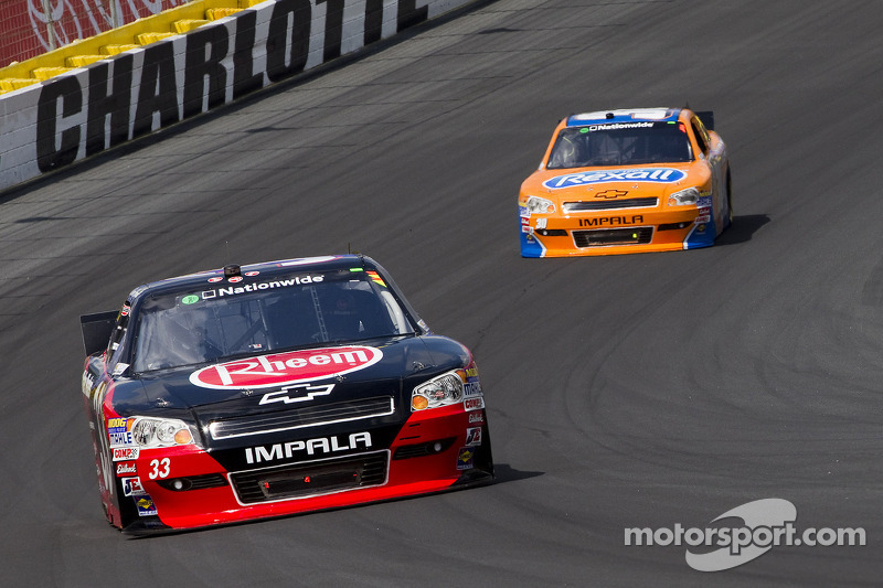 Kevin Harvick Ready For Chicagoland