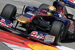 Abu Dhabi confirms talks, denies buying Toro Rosso