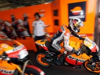Repsol Honda Team At Catalunya, Pedrosa Will Not Ride