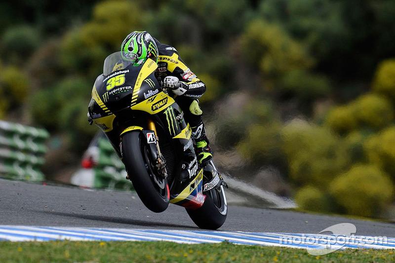 Tech 3 Yamaha Catalunya GP Friday Report