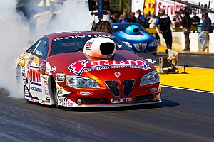 NHRA Series Englishtown Saturday Qualifying Report
