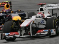 Sauber Optimistic Ahead Of Canadian GP At Montreal