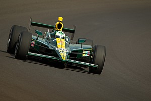 IndyCar KV Racing Looks For Long Night In Texas