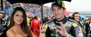Colin Edwards Cleared For British GP