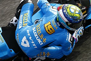 Suzuki British GP Friday Report