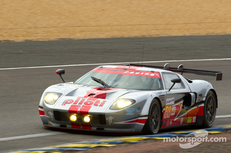 Robertson Racing Le Mans Qualifying Wrap-up