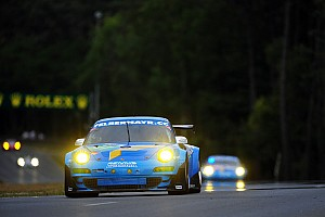 Porsche Le Mans Final Qualifying Report