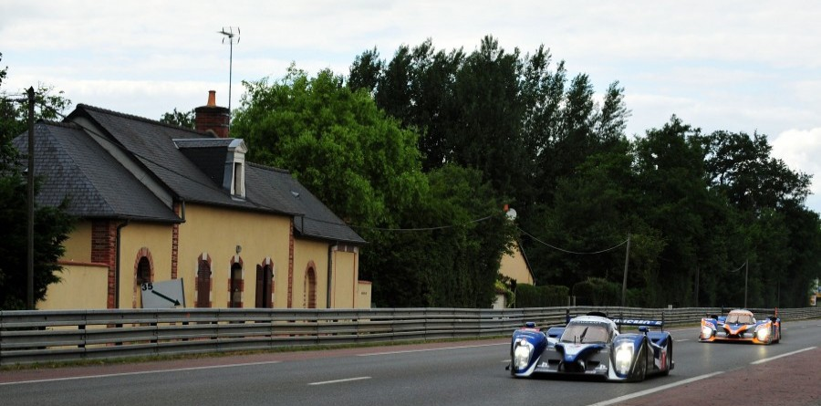 Le Mans 24H Settles Into Rhythm Past 6 Hours