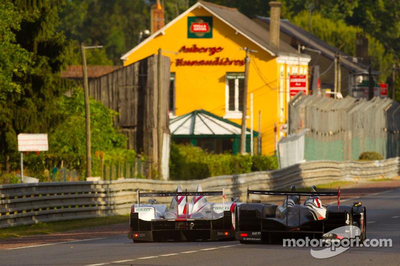 Nissan Motorsports Le Mans Hour 5 Report