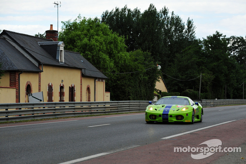 Krohn Racing Le Mans Hour 6 Report