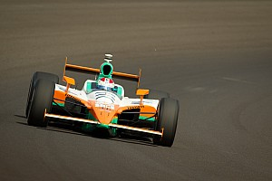 IndyCar CGR's Charlie Kimball Texas Race Report