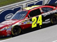 Jeff Gordon Heads To Michigan International Speedway