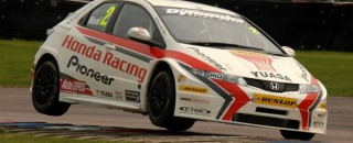 BTCC BTCC Reaches Halfway Stage At Croft