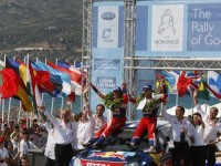 WRC Acropolis Rally Post-Event Press Conference