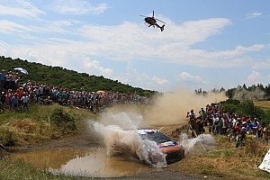 Citoren Acropolis Rally Leg 2 Summary