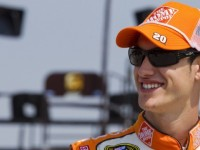Logano Earns NASCAR Cup Pole In Sonoma