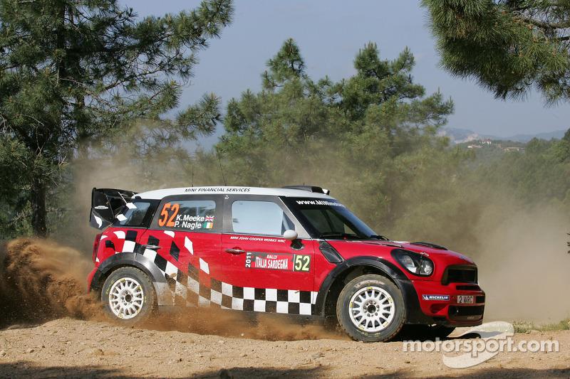 MINI Attends Goodwood Festival of Speed