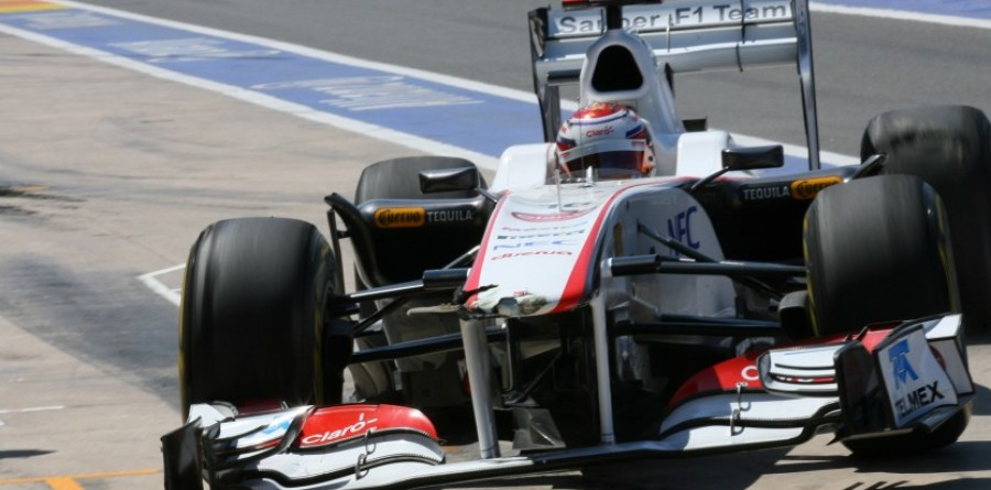 Sauber F1 Confident Ahead Of British GP At Silverstone
