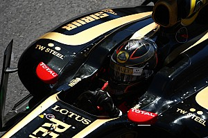 Lotus Renault Duo Looking Forward To British GP At Silverstone
