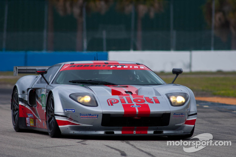 Robertson Racing Ready For Lime Rock Park Weekend