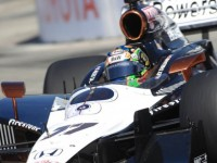 Alex Tagliani Prepared For IndyCar Event In Toronto