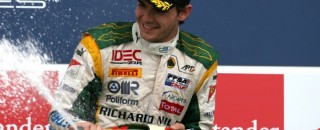 GP2 Bianchi Takes Maiden GP2 Victory In Silverstone Race 1