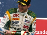 Bianchi Takes Maiden GP2 Victory In Silverstone Race 1