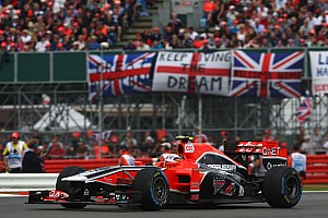 Marussia Virgin British GP - Silverstone Qualifying Report