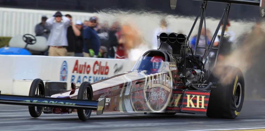 NHRA Series  Joliet Final Eliminations Report