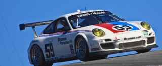 Grand-Am Brumos Racing Grand-Am Rolex Laguna Seca Race Report