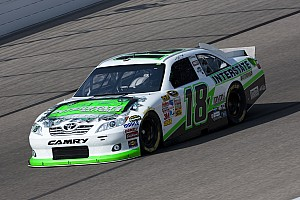 NASCAR Sprint Cup Kyle Busch heads For The Loudon 301