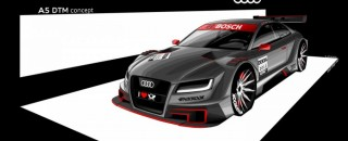Audi Banks On A5 For 2012 DTM Season