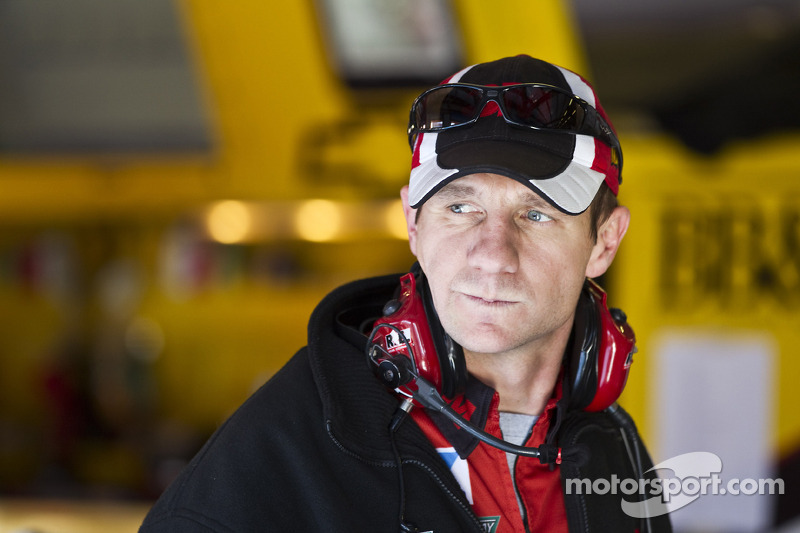Richard Petty Motorsports Names Erwin Crew Chief