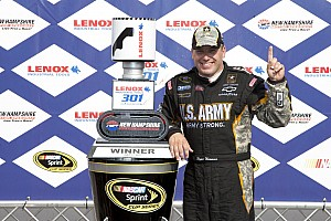 NASCAR Series Loudon 301 Contingency Awards