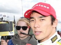 Takuma Sato Powers To Edmonton IndyCar Pole