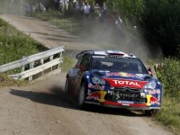 Loeb Stuck With Lead As Tactics Play In Rally Finland