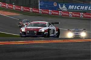 Endurance United Autosports Spa 24 Hour Report