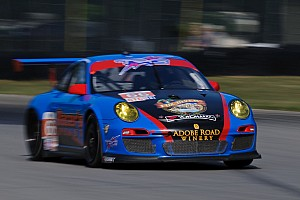 ALMS TRG Mid-Ohio Qualifying Report