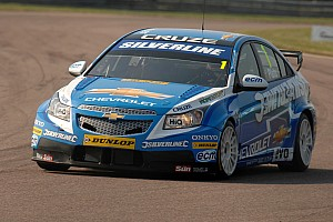 BTCC Series Snetterton Qualifying Report