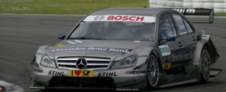 DTM Spengler Extends Mercedes Lead in DTM Championship