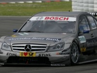 Spengler Extends Mercedes Lead in DTM Championship