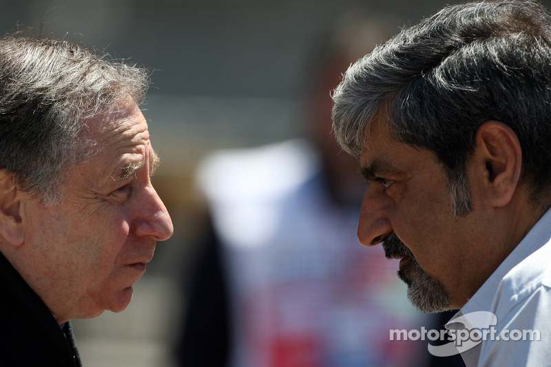 India 'Not Happy' With New 2012 Race Date
