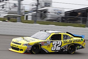 NASCAR XFINITY Reed Sorenson prepared for Watkins Glen