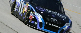 NASCAR Sprint Cup JGR partners with TRD for engine development