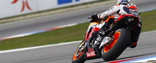 Repsol Honda delivers 1-2 in Czech GP on Friday