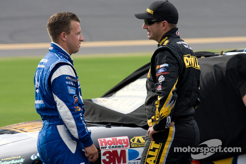 Allmendinger, Ambrose Watkins Glen post-qualifying interview