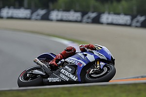 Yamaha Czech GP qualifying report