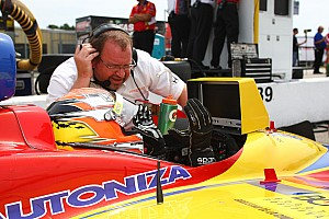 IndyCar Conquest Racing Loudon qualifying report